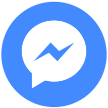 Contattaci su Facebook Messenger