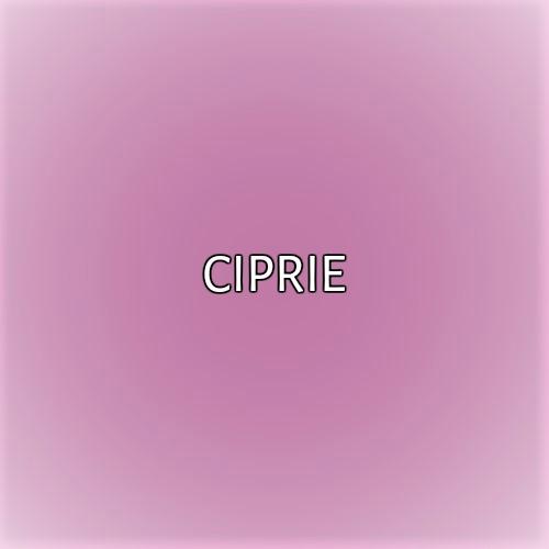 CIPRIE