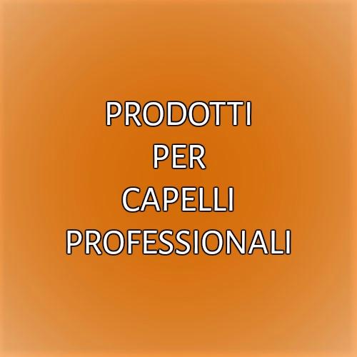 PRODOTTI PER CAPELLI PROFESSIONALI